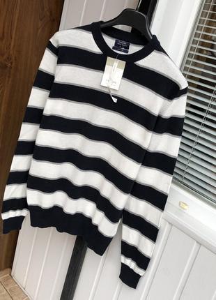 Новый мужской джемпер свитер кофта италия calliope