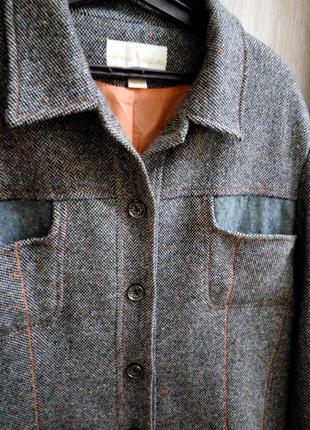 Куртка рубашка фирмы un jour ailleurs.
