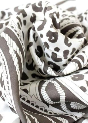 Шелковый платок basler