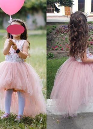 Шикарное платье для выпускного
