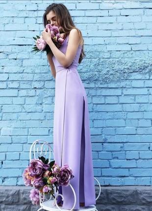 Вечернее платье с подиума