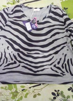 Стильный и качественный свитерок oversize the love brand,  размер m