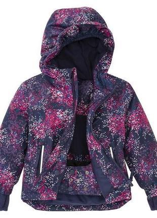 Новая лыжная куртка для малышей crivit®pro рост 98-1042 фото
