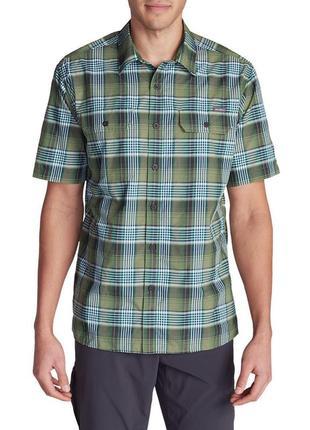Мужская тенниска eddie bauer mountain short-sleeve shirt