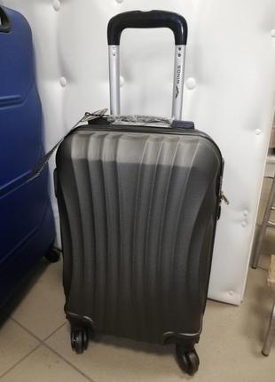 Акция распродажа ручная кладь чемодан wings