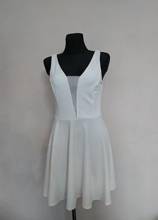 Ніжна сукня new look 12 uk
