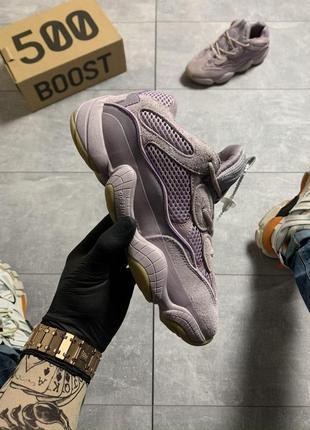 Стильные кроссовки 😍adidas yeezy boost 500 soft vision😍