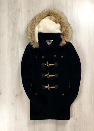 N8  f9 женское пальто kangol темно-синяя кангол плащ ветровка куртка