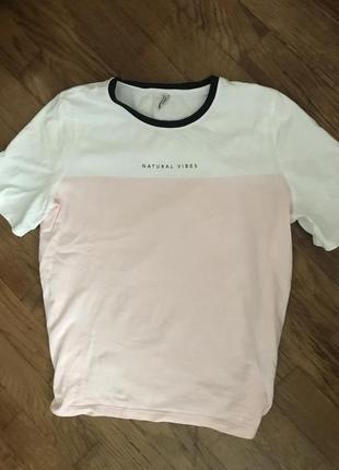 Стильная футболка only