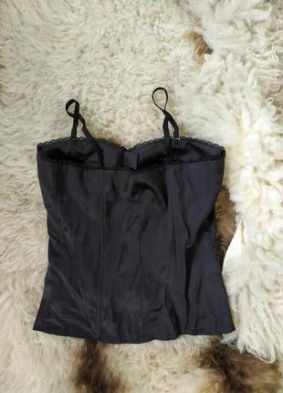 Блуза корсаж в бельевом стиле4 фото