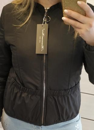 Весенняя курточка ветровка murena furs