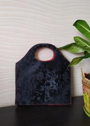 Стильная сумочка ручной работы, шоппер, стильная классная сумка, сумочка