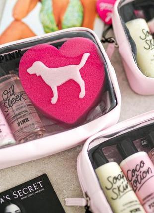 Распродажа! подарочный набор victoria's secret pink #розвантажуюсь