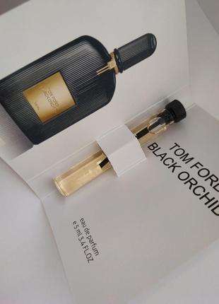 Скидка 3 дня! очень стойкий мини-парфюм tom ford black orchid