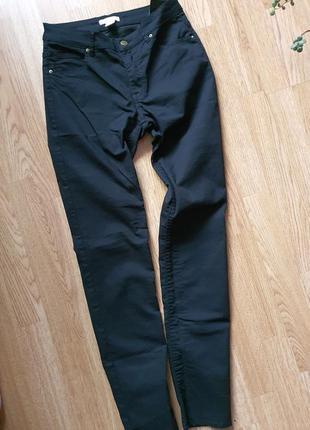 Черные брюки h&m