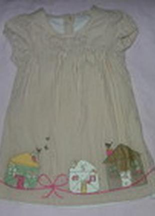 Платье george , 18 мес