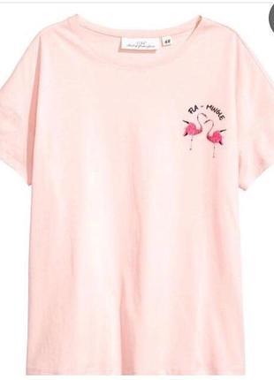Новая футболка h&m