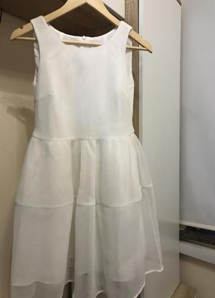 Мягкое платье - зефирка 🌷