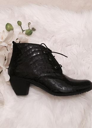 Распродажа склада, весна, кожа, весенние ботинки, ботинки весна