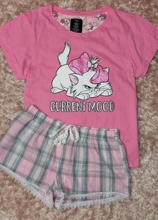Пижама или костюм для дома английского бренда primark, анг. 10-12 р. (евро 38-40 р.)
