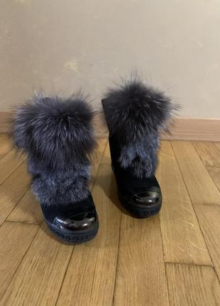 Зимові чобітки