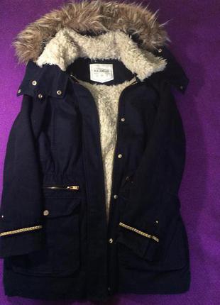 Зимово-осіння куртка