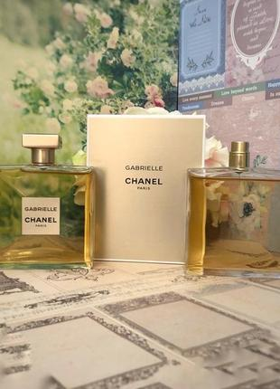 Chanel gabrielle, пв 100 мл, премьерный выпуск