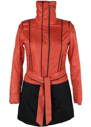 Куртка с регулируемой длиной