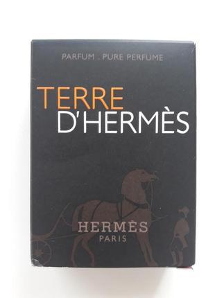 Парфюм мужской  hermes 12,5 ml