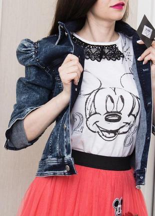 🇮🇹™️plums футболка disney микки маус италия
