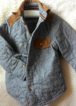 Модный жакет-пиджак для мальчика