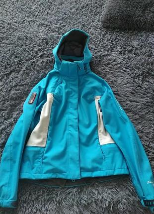 Куртка гірськолижна salomon