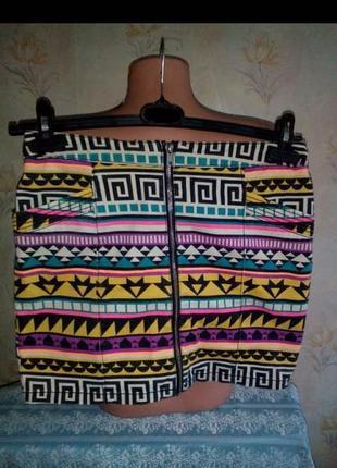 Классная фирменная юбка 44-46 размера
