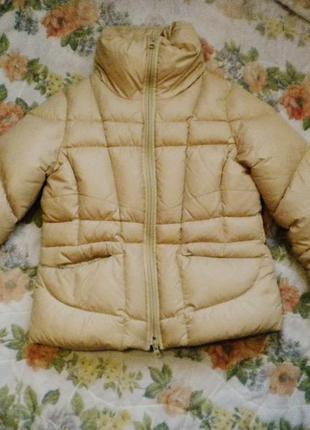 Куртка пуховая nike