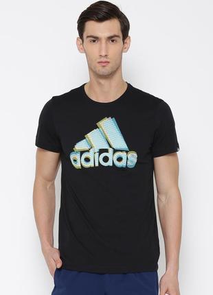 Футболка adidas mens summer logo