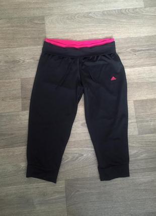 Adidas climalite l лосіни, спортивні штани/ лосины, леггинсы, капри