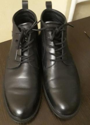 Классические мужские ботинки ecco