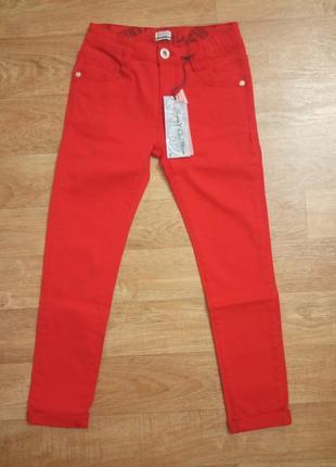 Итальянские джинсы на девочку подростка