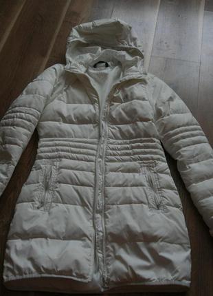 Эффектный пуховик  # куртка  от adidas