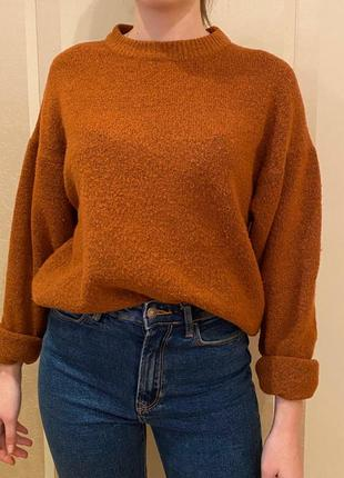 Оверзайз свитер