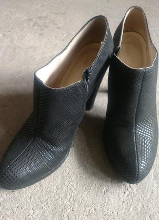 Туфли ботинки ботильоны braska, 39