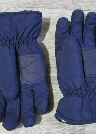 Перчатки лыжные  s р. 7 размер краги зимние