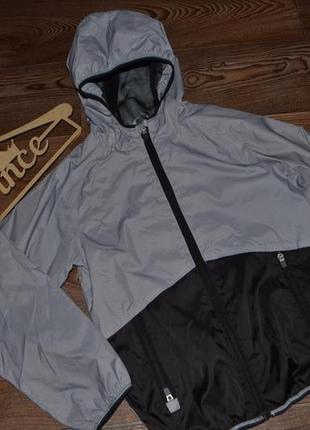 Ветровка стильная мальчику kidswear р146