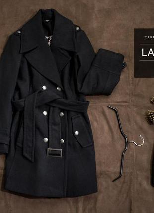 Шикарное пальто / marks and spencer /