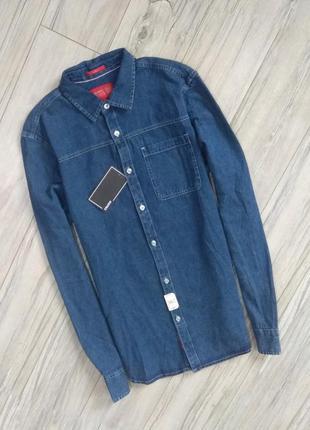 Cropp джинсовая рубашка