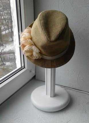 Летняяшляпка-федора