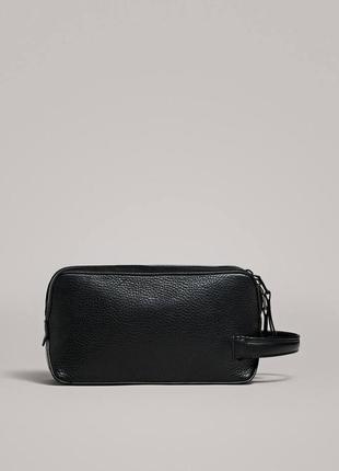 Барсетка/сумка мужская massimo dutti