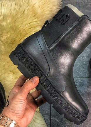 Puma by rihanna chelsea sneakers ботинки