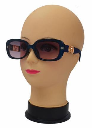 Женские солнцезащитные очки 2395 синие