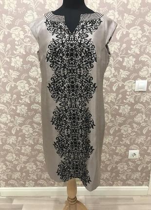 Брендовое платье monsoon